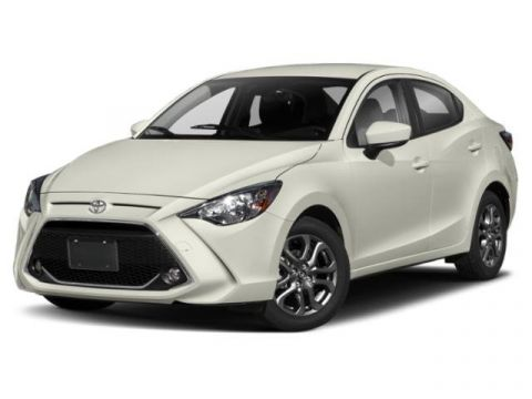 Pre-Owned 2019 Toyota Yaris Sedan L
